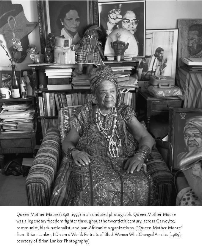 Queen Mother Moore